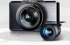 360新出的这个G580行车记录仪怎么样? 支持前后双录