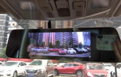 400以内的前后双录双镜头行车记录仪哪个好?捷渡d880怎么样?