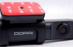 盯盯拍行车记录仪mini5 4k分辨率旗舰