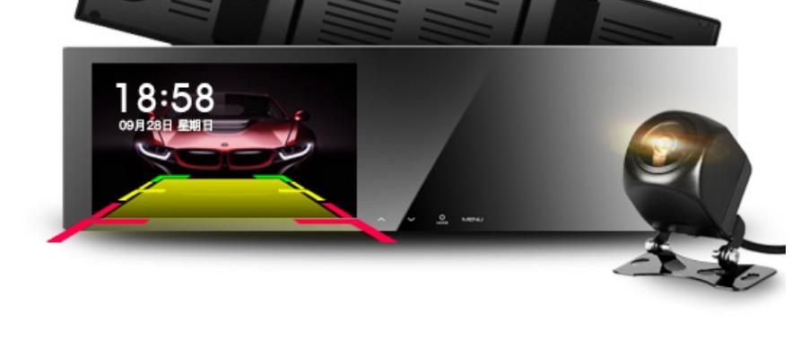 无边框后视镜行车记录仪哪个好?云路GS SmartSens SC2363图像传感器 防坑必看 第1张