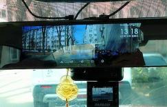 360后视镜行车记录仪哪个好?M310 也玩无边框
