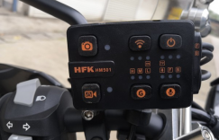摩托车装行车记录仪有啥用?
