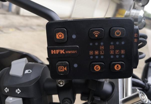 摩托车装行车记录仪有啥用? 试用和测评 第1张