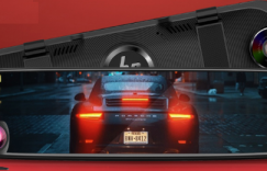 HP/惠普 F730x后视镜行车记录仪怎么样?