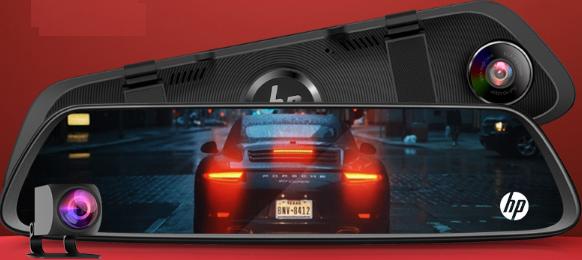 HP/惠普 F730x后视镜行车记录仪推荐 博主推荐 第1张