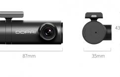 别看个头小,性能一点也不差 盯盯拍行车记录仪mini2s