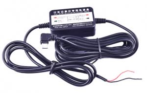 说说行车记录仪的存储卡和降压线配件