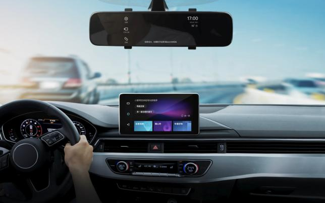 智能后视镜 WiFi无线行车记录仪 怎么样?