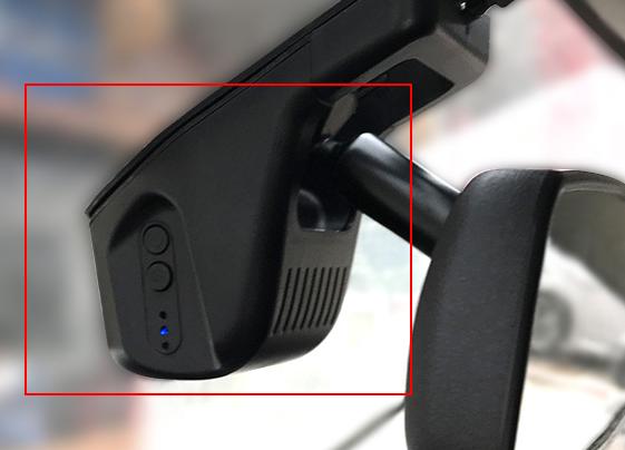 用专车专用 先科行车记录仪拍碰瓷视频怎么样?