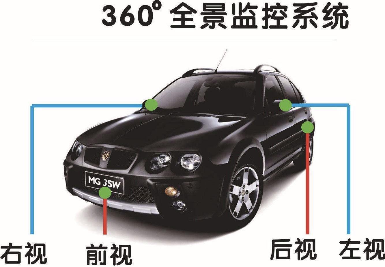 后视镜记录仪前摄像头改线 改装后摄延长车头当前摄用可以吗?