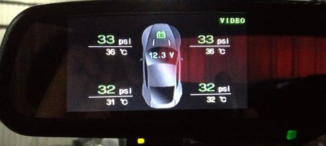行车记录仪跟胎压监测结合在一起怎么样?