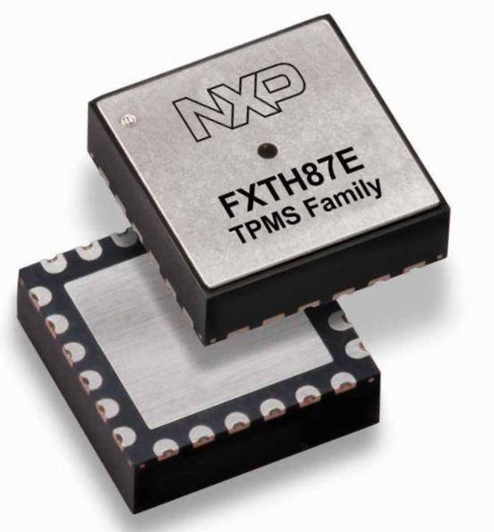 胎压传感器OE替换件芯片 NXP FXTH87EH11DT1