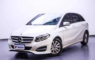 奔驰(Benz)-B 级(B Class)- 2014/01-2018/06(433Mhz) 胎压学习步骤