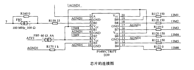 芯片中磁珠与去耦电容的位置【EMC学习】 博主推荐 第1张