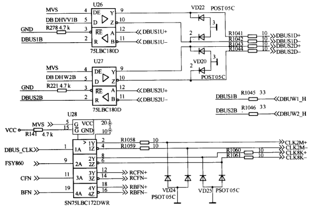 接口电路中电阻和 TVS 对防护性能的影响【EMC学习】 博主推荐 第1张