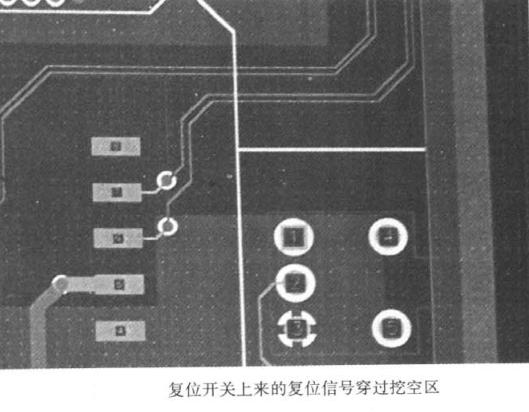 PCB布线不当造成ESD测试时复位【EMC学习】 博主推荐 第2张