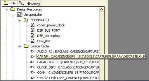 Cadence原理图元件的替换与更新 博主推荐 第1张