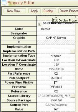 Cadence原理图元件的替换与更新 博主推荐 第5张