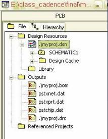 CADENCE生成生成netlist和元件清单 博主推荐 第5张