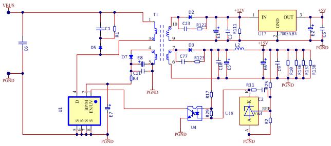 变频空调EMI 测试整改实例2 博主推荐 第1张