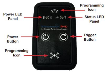 EZ-sensor PAD TPMS工具 胎压OE替换件 第1张