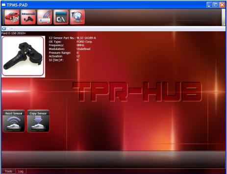 Bartec TPMS PAD编程辅助设备(操作) 胎压OE替换件 第4张