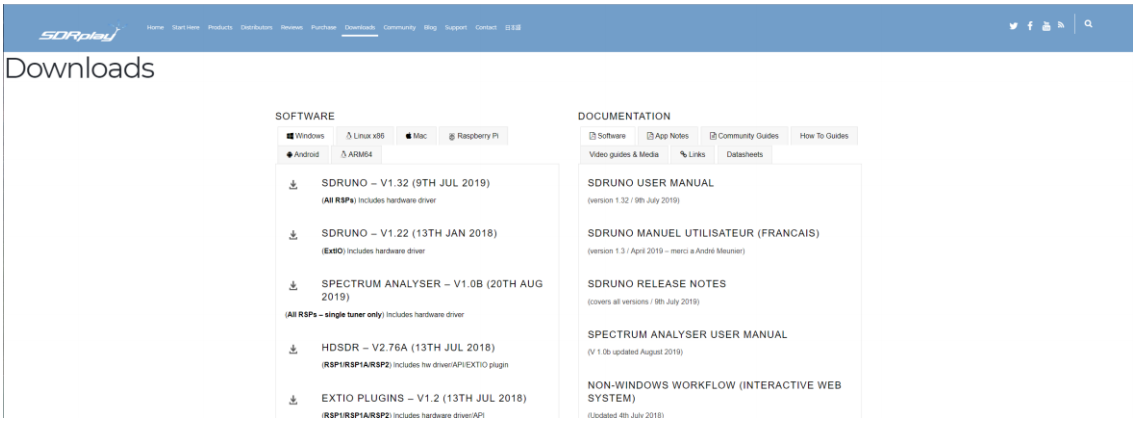 SDRuno软件无线电应用平台软件安装 博主推荐 第1张
