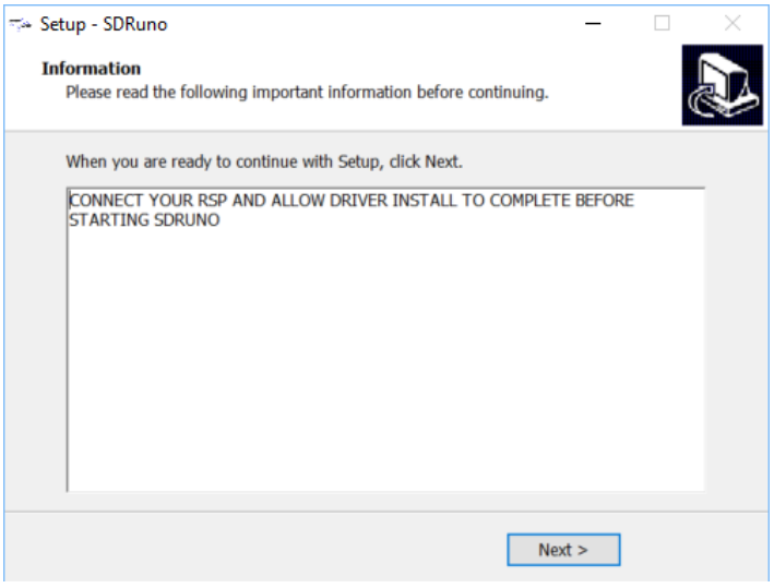 SDRuno软件无线电应用平台软件安装 博主推荐 第8张