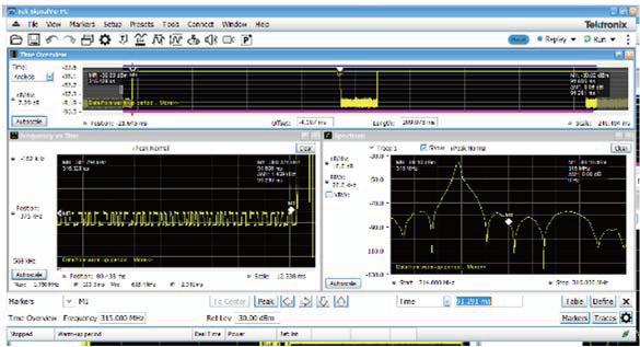 TPMS射频信号的调制特性分析及射频编码解调 博主推荐 第1张