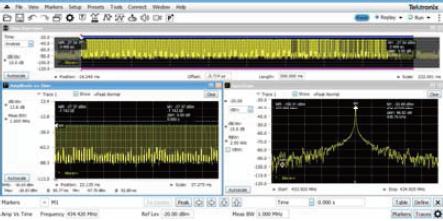 TPMS射频信号的调制特性分析及射频编码解调 博主推荐 第3张